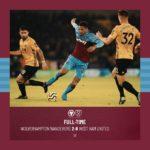 Wolverhampton – West Ham 2-0