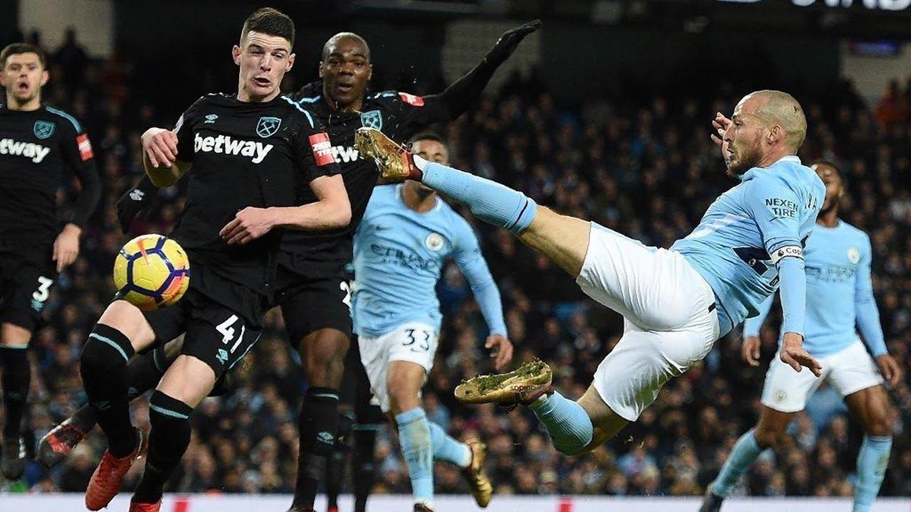 Før kampen 27. feb: Man City – West Ham
