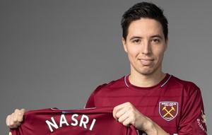 Samir Nasri signert