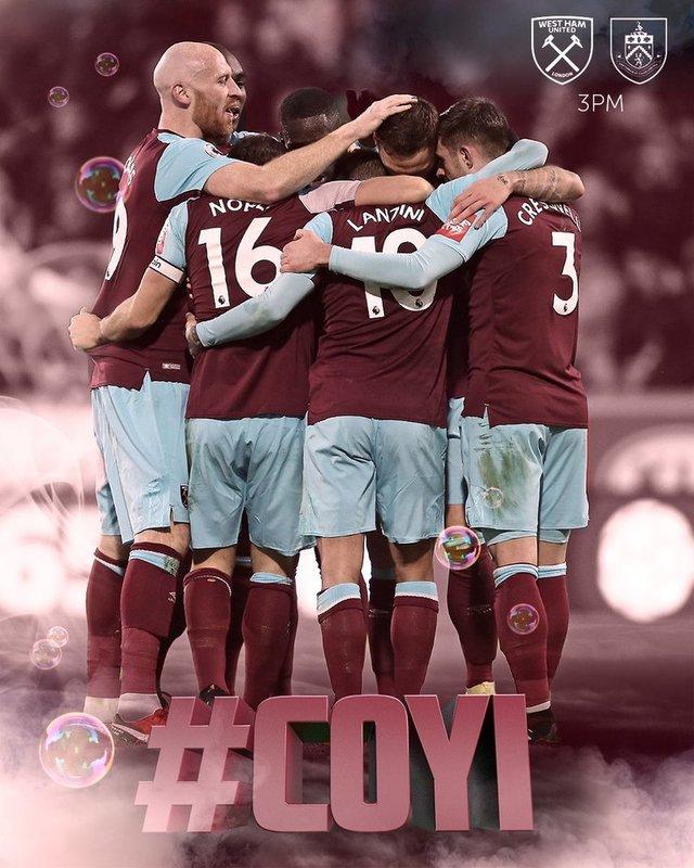 Før kampen 31. mars: West Ham – Southampton